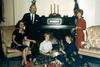 Governor & Mrs. Bryant with family, ca. 1961