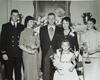 Governor & Mrs. Collins with family, 1957