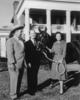 Governor & Mrs. Bryant with guest, ca. 1962
