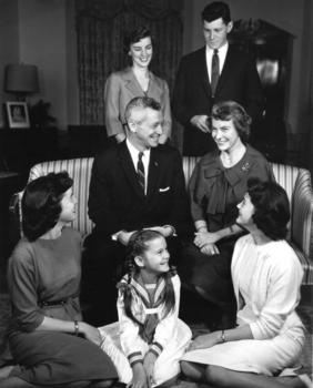 The Collins Family, 1957