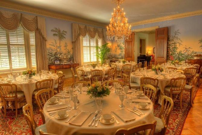 State Dining Room Areas Of The Mansion The People S